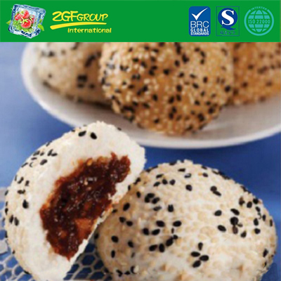 Halal Frozen Food Wholesale Chinese Breakfast Dim Sum Sesame Pau -  BBQ