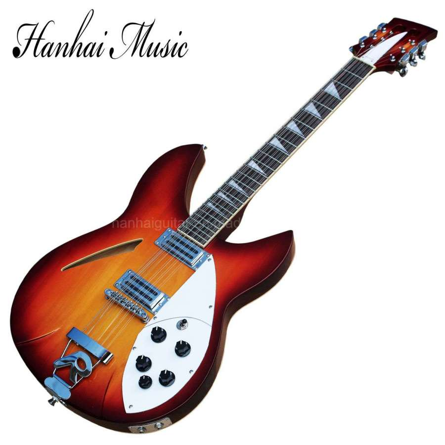 Hanhai Music / 12 Strings Riken Style Electric Guitar