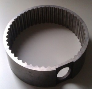 Tungsten Carbide for Non-Standardteeth Ring with Customized Shape and Size