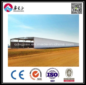 China Supplied Assembled Steel Structure Warehouse