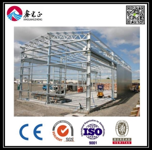 Movable Steel Structure Workshop (BYSS051602)