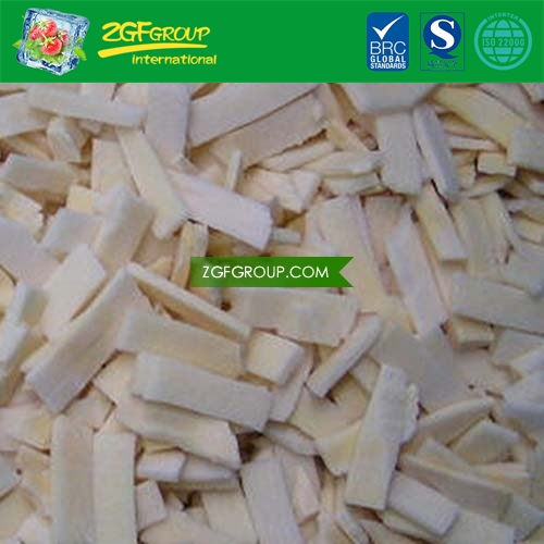 Hot sale IQF bamboo shoot product l3-5cm t2-3mm w1-1.5cm