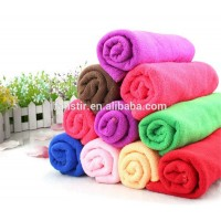 Wholesale Car Wash 100% Microfiber Cleaning Towel