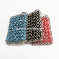 Hebei Weland Chainmail Scrubber Sponge Cleaner