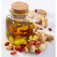 Groundnut Oil Peanut Haccp Pure Bottle Glass Packaging Color Cooking Origin Type Nut Grade Product