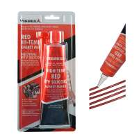 Visbella Competitive Red Rtv Silicone Sealant For Sealing Of Automotive Gasket