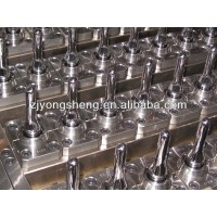 2013 OEM china plastic mold Pet preform mould high quality raw materials for pet preforms