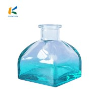 Wholesale Hot Sale Triangle Tent Aroma  Reed Diffuser Glass Bottle