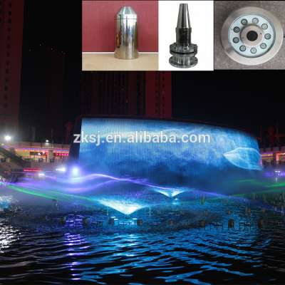 Charge installation Beijing Water Screen outdoor music dancing led water outdoor fountain
