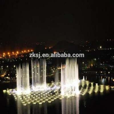 Beijing manufacture multimedia control Original design music dancing water fountain outdoor