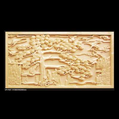 Factory price durable cast stone wall relief for house decoration