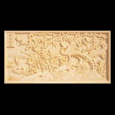 New designs stone wall relief for interior decoration