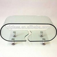 Flat/Curved/Bend Tempered Glass building decorative furniture glass